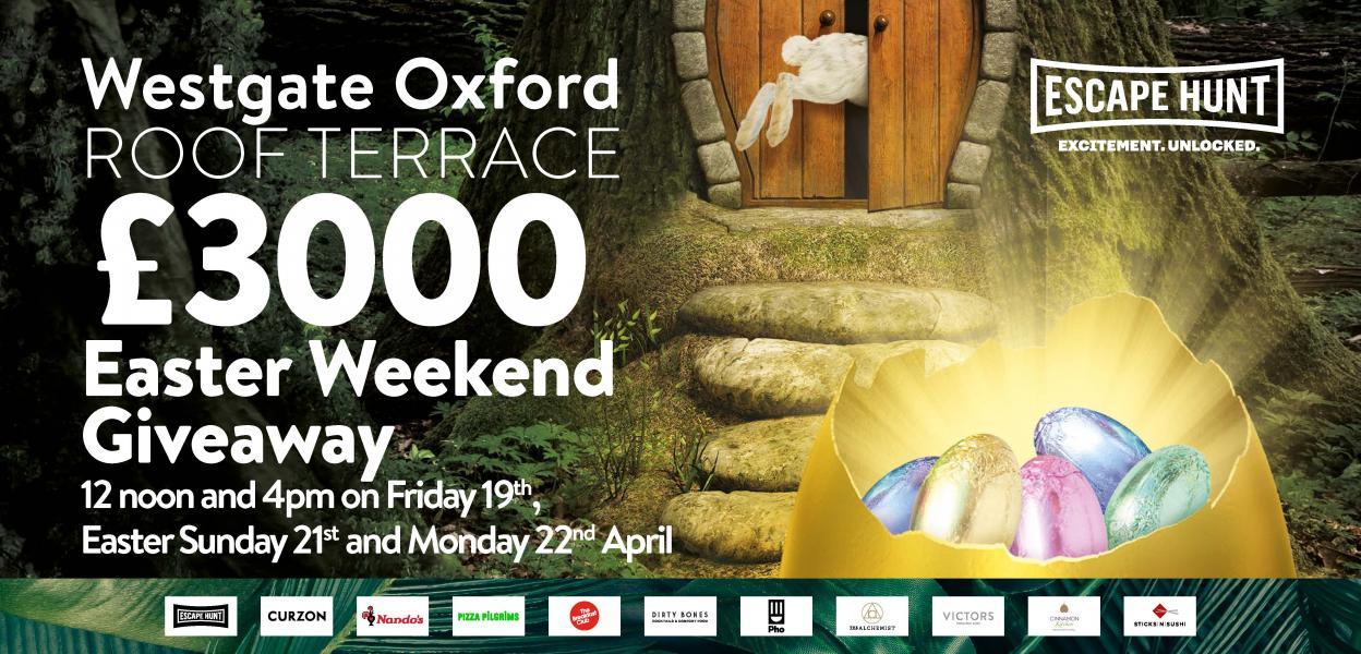 Westgate Oxford Easter