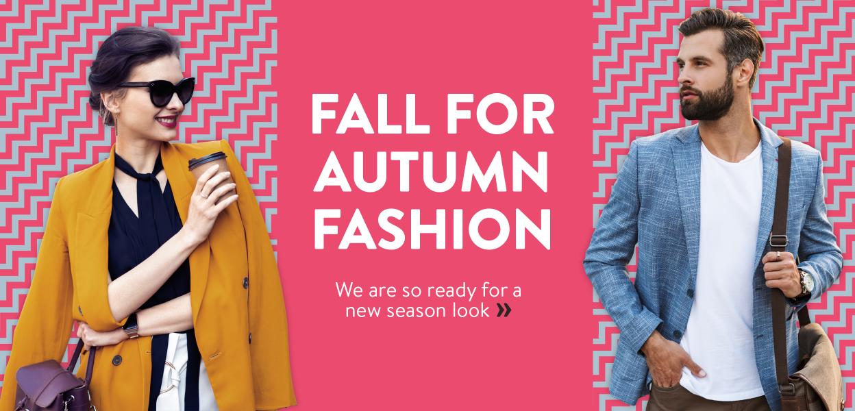 Westgate Oxford autumn fashion