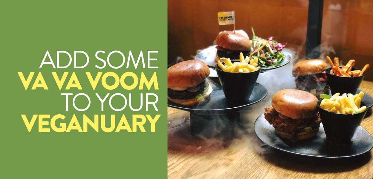 Veganuary at Westgate Oxford