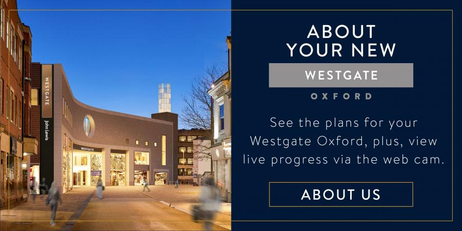 About your new Westgate Oxford
