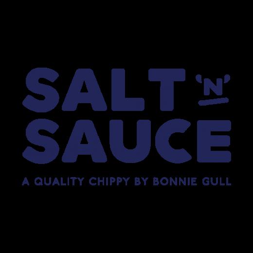 Salt 'n' Sauce logo