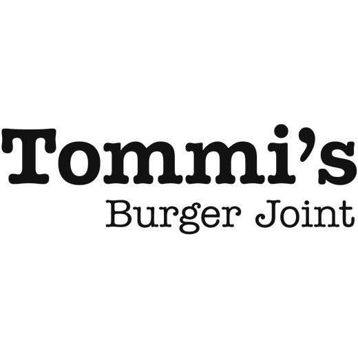 Tommi's Burger Joint logo