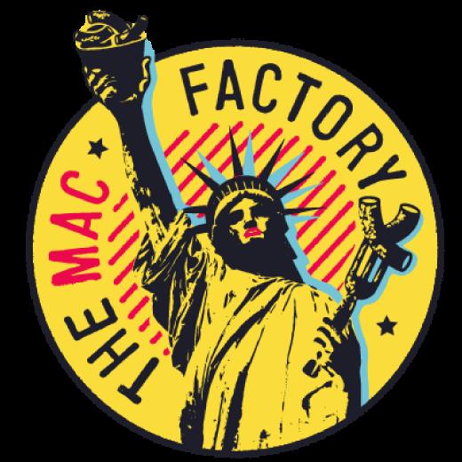 The Mac Factory logo
