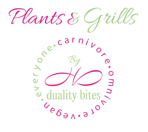 Plants and Grills logo