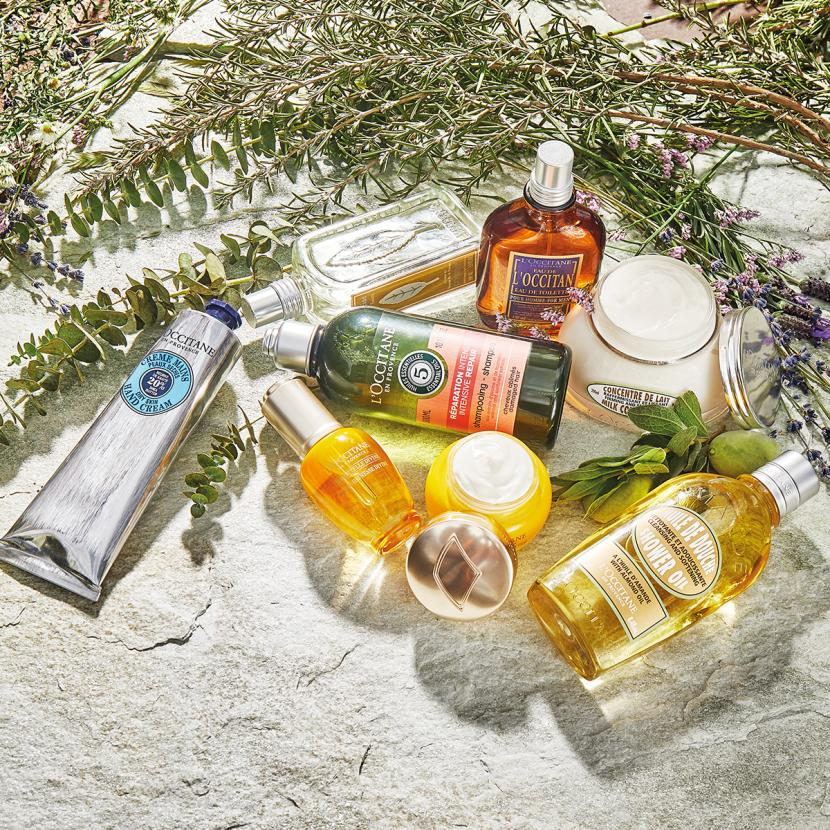 L'Occitane product collection
