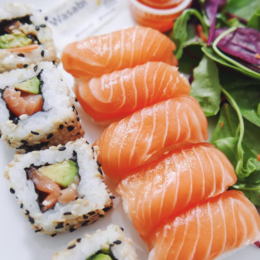 Japanese Food Oxford Street