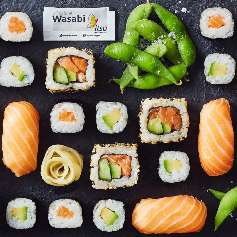 Itsu - discover Japanese food in Oxford