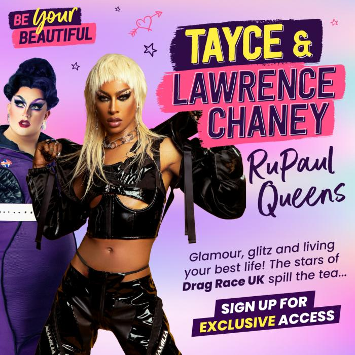 RuPaul's Drag Race queens UK