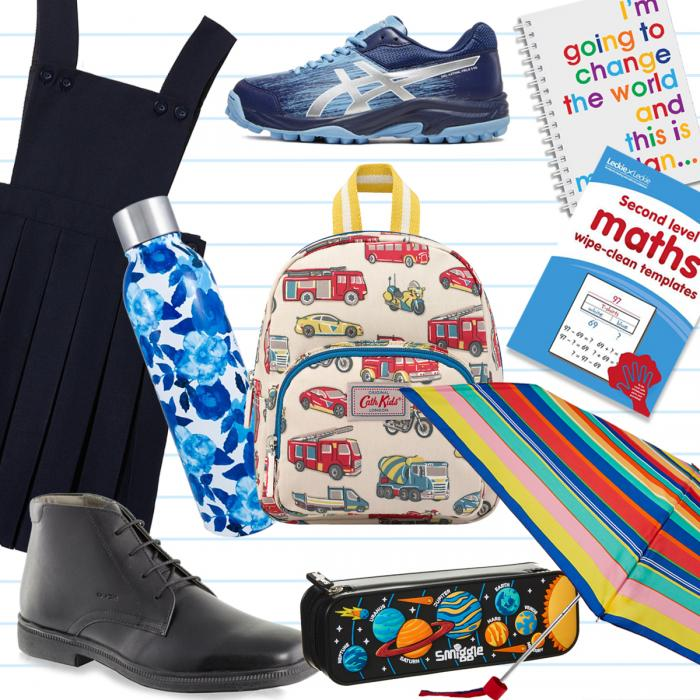 Get back to school ready with these shops at Westgate Oxford