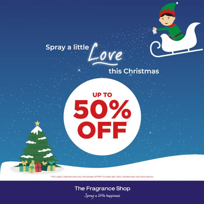 The Fragrance Shop More Christmas Offers