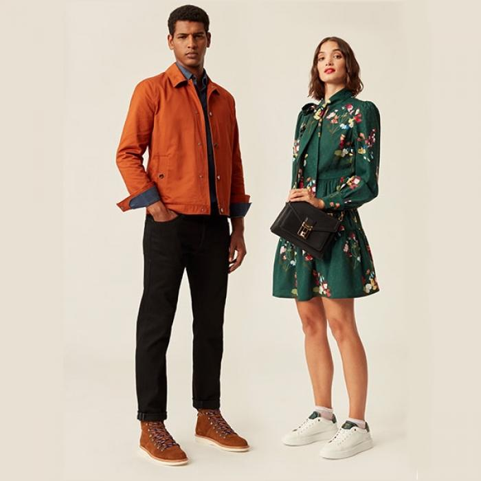 Students can save extra at Ted Baker now