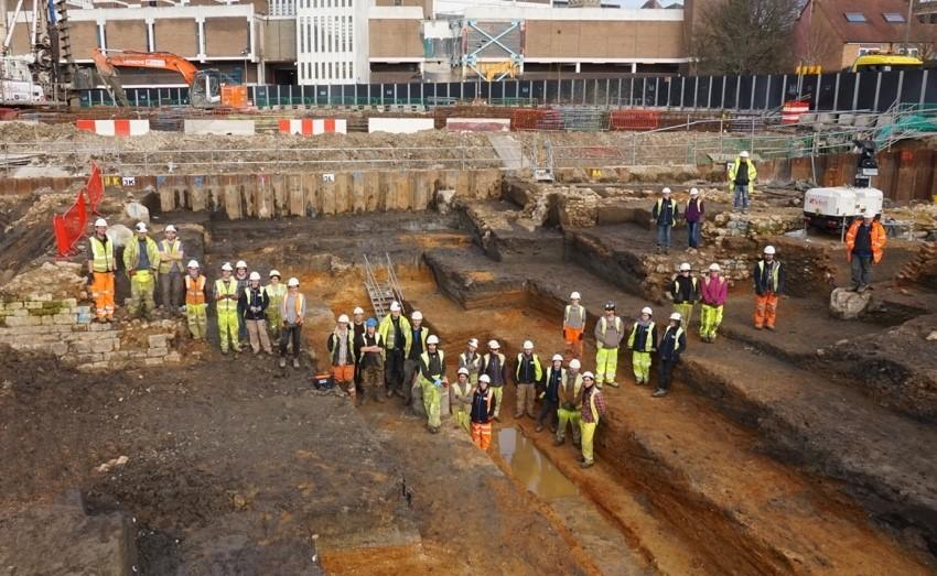 Archaeology | Westgate Oxford