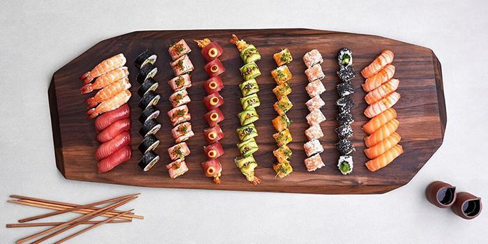 Sticks n Sushi at Westgate Oxford