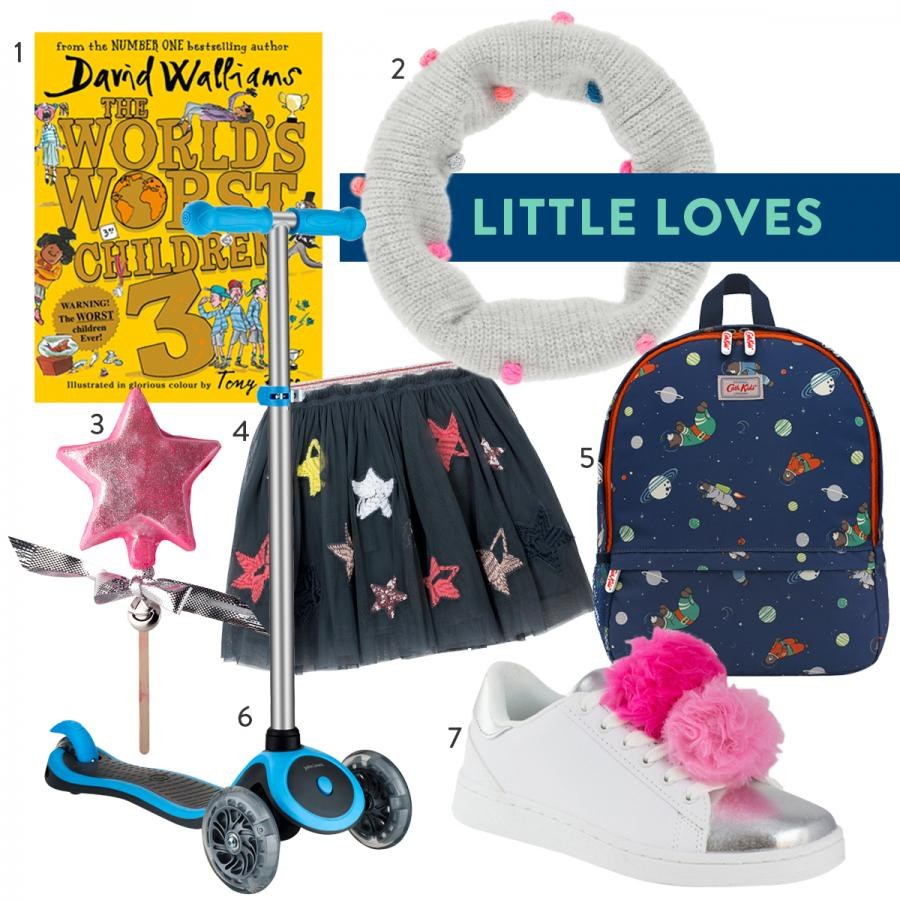 Christmas gifts for kids Oxford