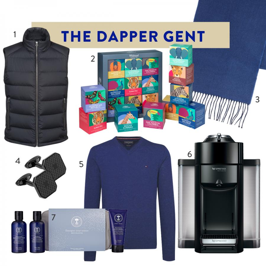 Christmas gifts for him Oxford