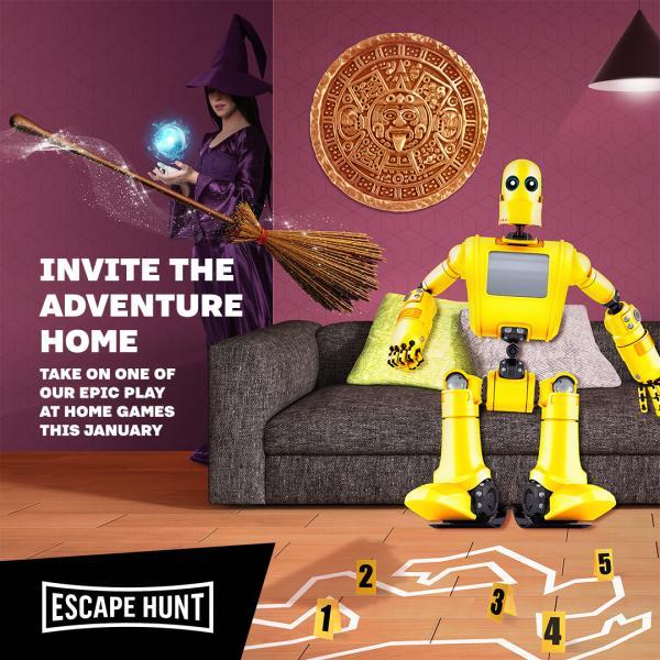 Escape Hunt UK