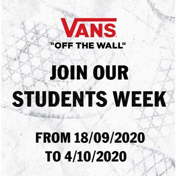 vans Oxford student week