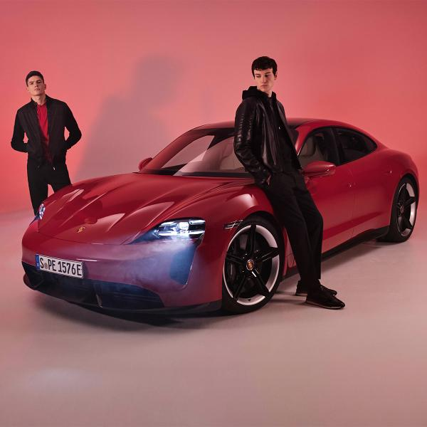 Introducing the new BOSS x Porsche collection