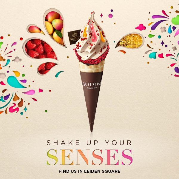 Godiva Chocolate UK Soft Serve Creations